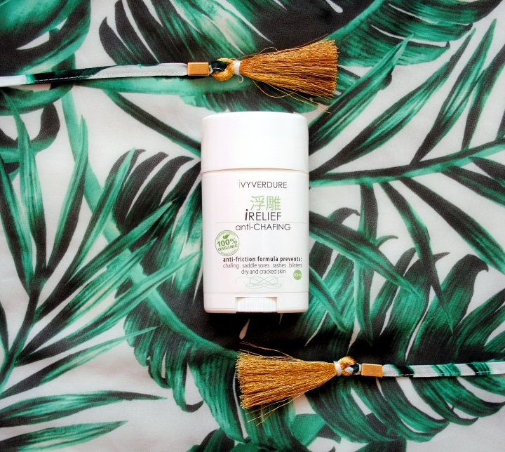 REVIEW: IVYVERDURE Anti-chafing stick